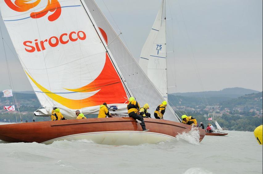 Hajós programok a Siroccoval
