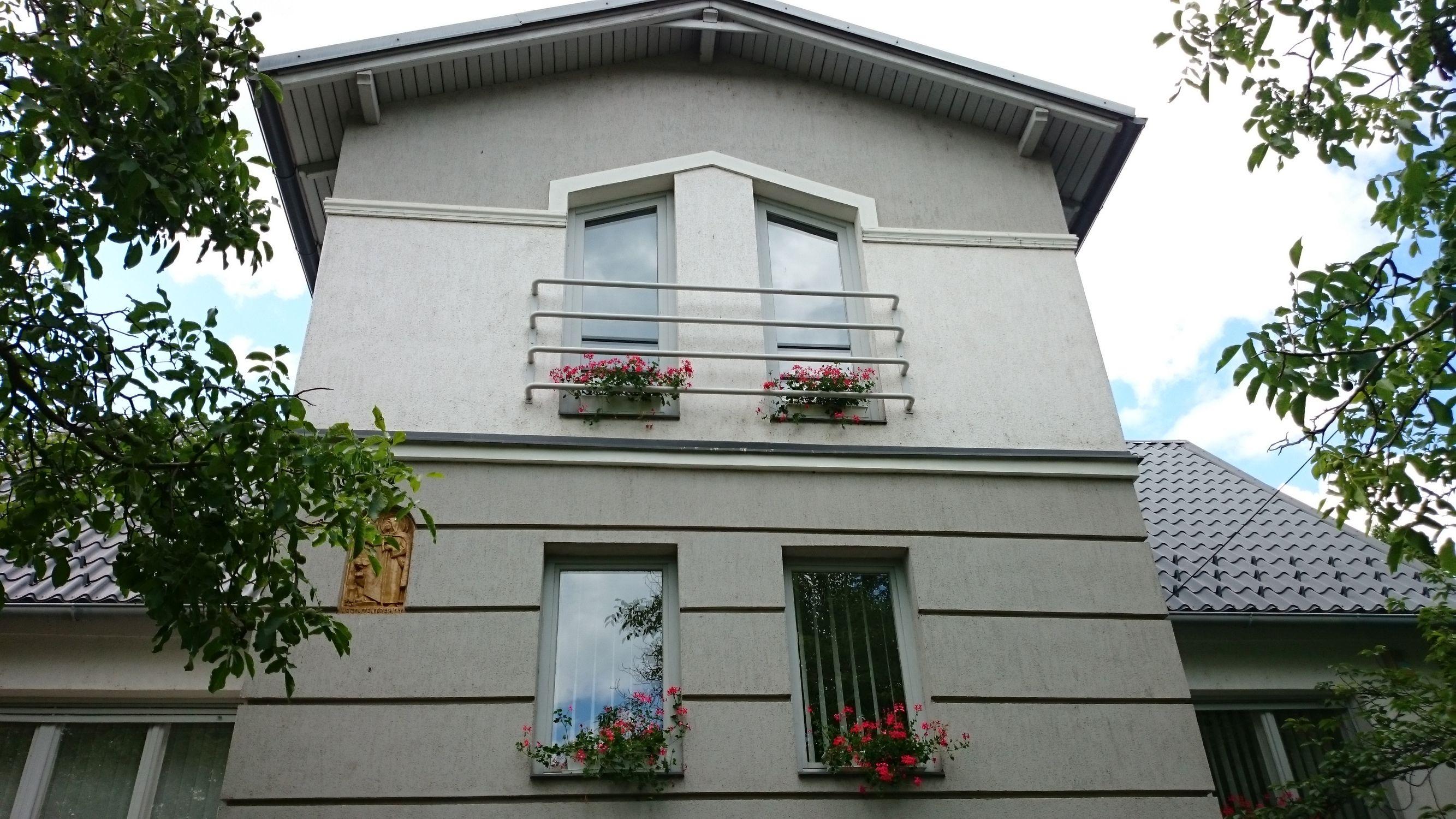 Villa Valéria Balatonfüred Ház homlokzata